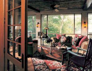 European Farmhouse Interior Design