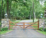 Farm Driveway Entrance Gate Ideas