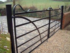 Farm Entrance Gate Design