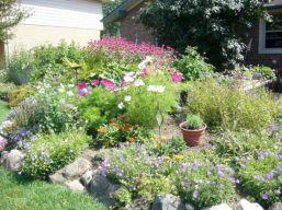 Flower Garden Designs and Layouts