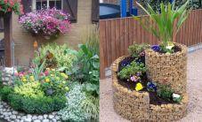Flower Garden Ideas and Design