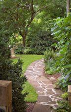 French Garden Path