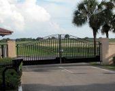 Horse Farm Entrance Gates