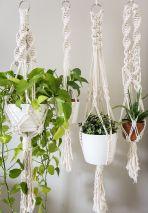 How to Macrame Plant Hanger