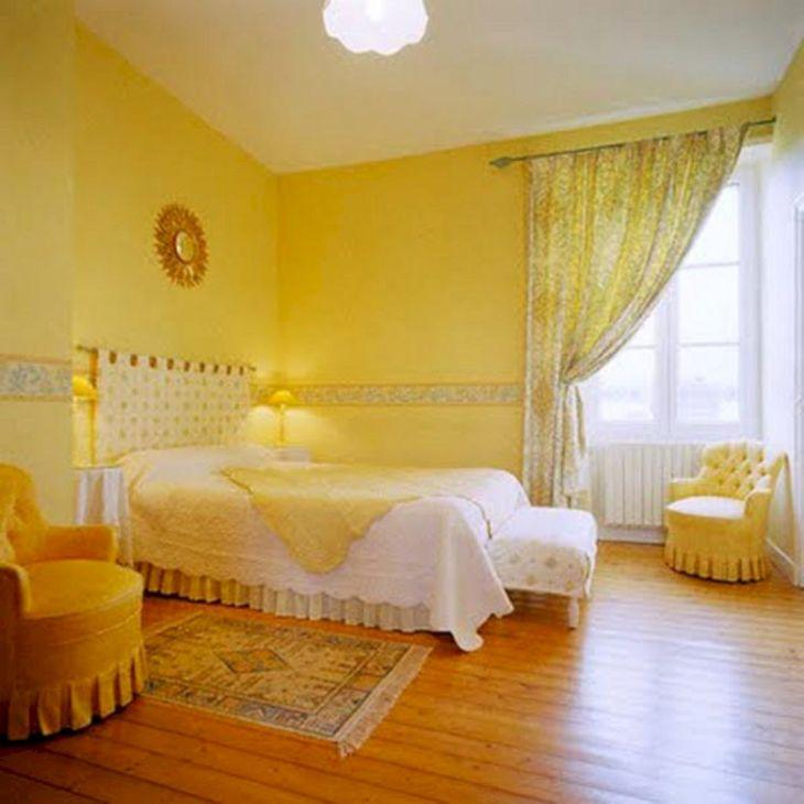 Incredible Yellow Aesthetic Bedroom Ideas