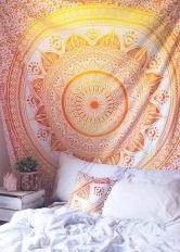 Incredible Yellow Aesthetic Bedroom Decorating Ideas 7