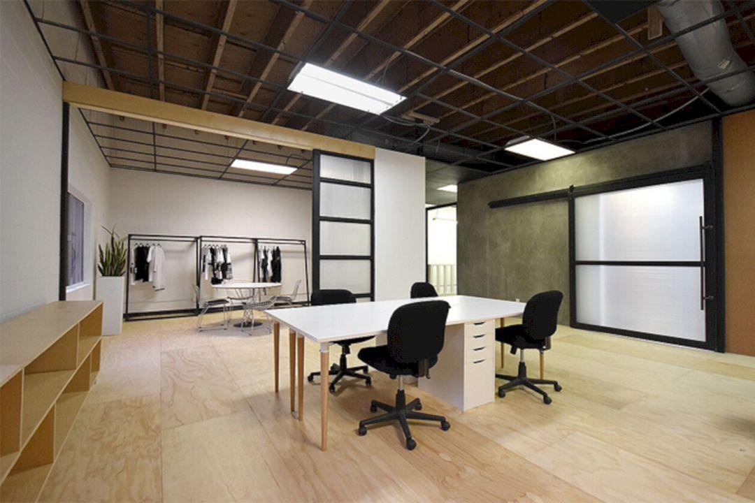 Industrial design office space ideas decoredo - Office space interior design ideas ...