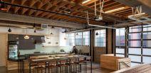 Industrial Interior Design Office Space Idea