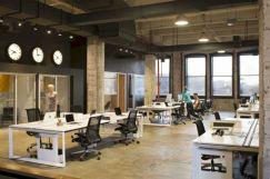 Industrial Interior Design Office Space
