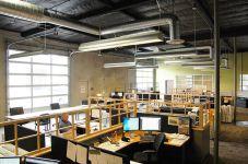 Industrial Style Office Buildings