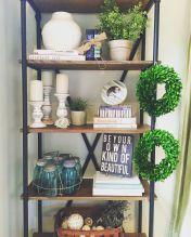 Inspiration Styling Bookshelf Ideas 12