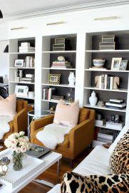 Inspiration Styling Bookshelf Ideas 14