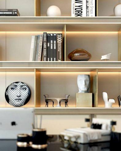 Inspiration Styling Bookshelf Ideas 2