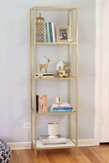 Inspiration Styling Bookshelf Ideas 20