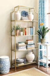 Inspiration Styling Bookshelf Ideas 22