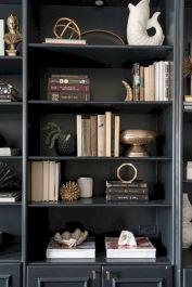 Inspiration Styling Bookshelf Ideas 23