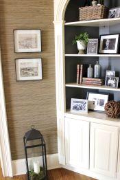 Inspiration Styling Bookshelf Ideas 25
