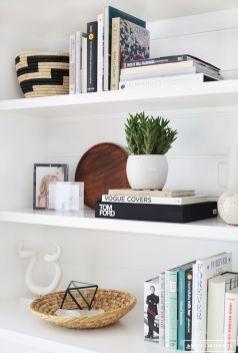 Inspiration Styling Bookshelf Ideas 29