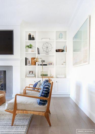 Inspiration Styling Bookshelf Ideas 30