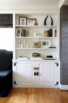 Inspiration Styling Bookshelf Ideas 5