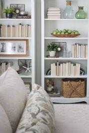 Inspiration Styling Bookshelf Ideas 7