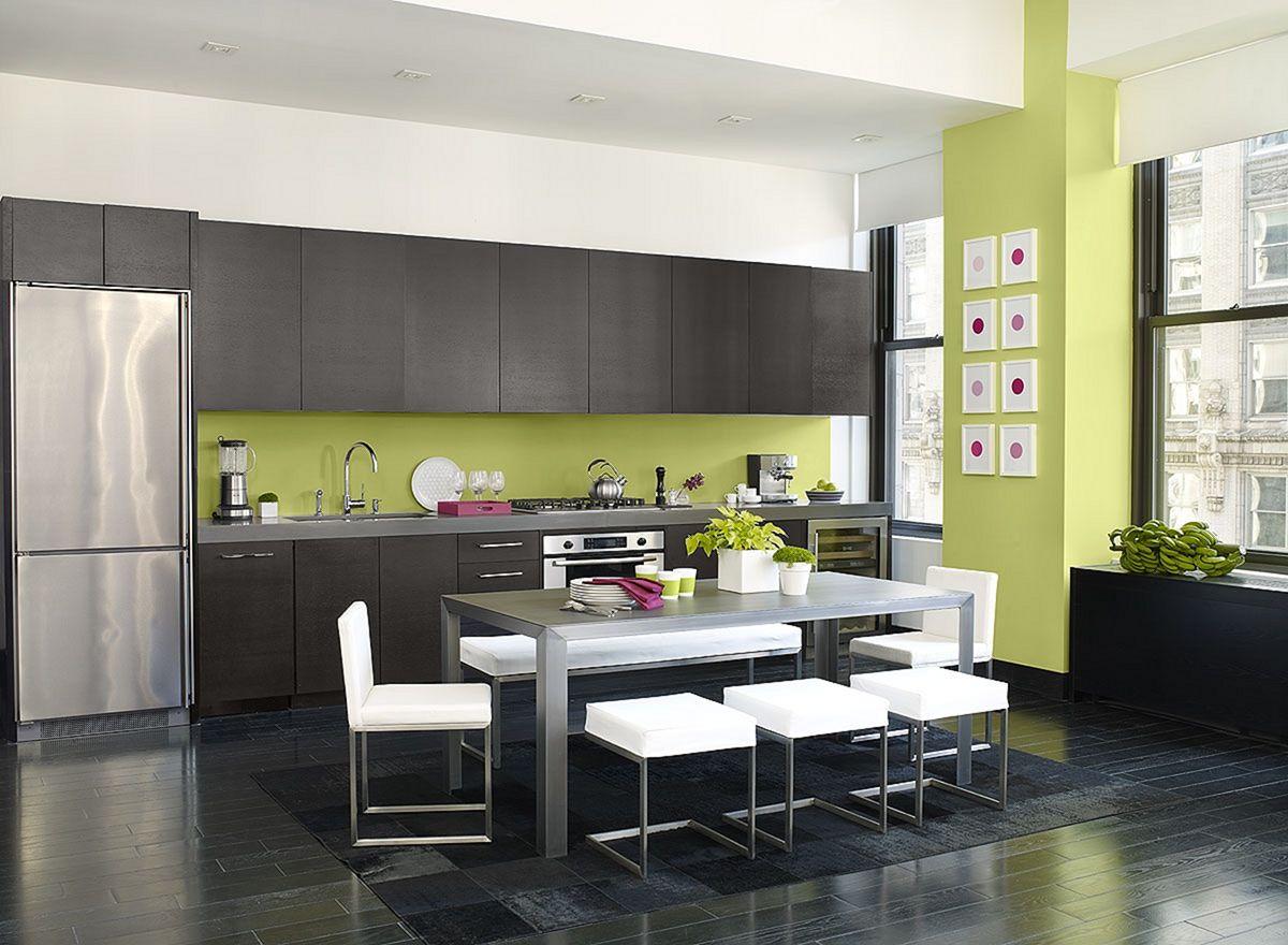Kitchen Walls Paint Color Ideas
