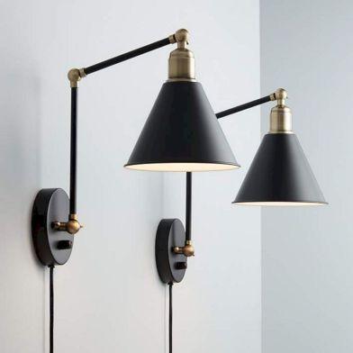 Living Room Floor Lamp Idea