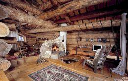 log cabin living room. Log Cabin Living Room Ideas 35  Incredible For Cool Design DECOREDO