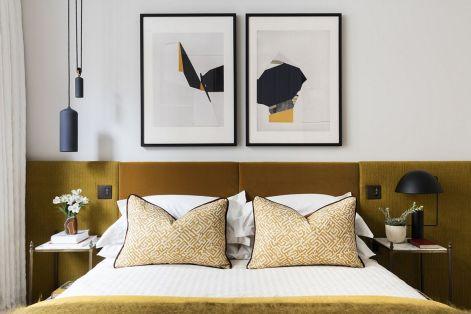 Mid Century Modern Bedroom Ideas 23