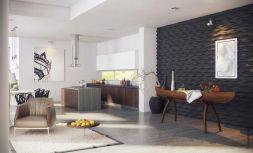 Modern Open Spaces Plan Living