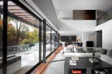 Open Space Living Room Design