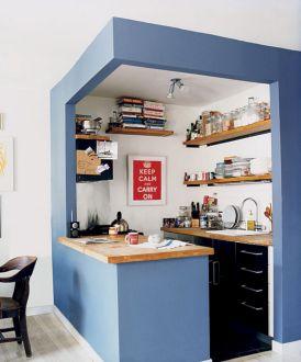 Pretty Small Kitchen Ideas 25 Picture Most Inspire 016