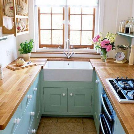 Pretty Small Kitchen Ideas 25 Picture Most Inspire 027