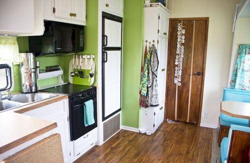RV Kitchen Remodeling Ideas