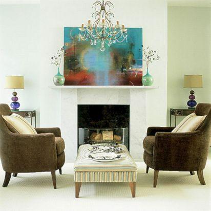 Room with Symmetrical Balance