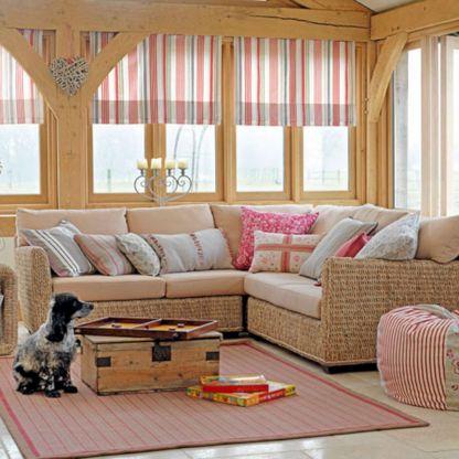 Rustic Cottage Living Room Decorating Ideas