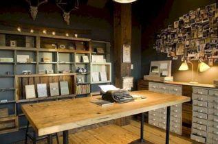 Aihodi50 Astonishing Industrial Home Office Design Ideas Today 2020 09 06,Backyard Landscape Design Drawings