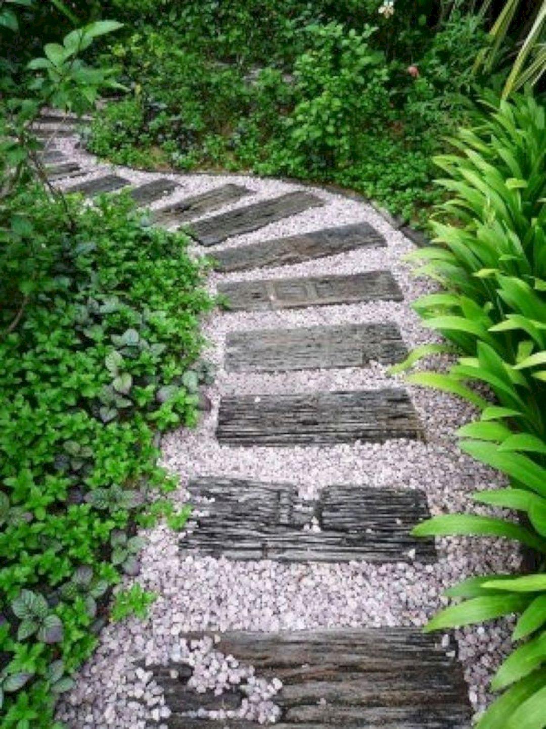 Simple Garden Pathway Ideas Decoredo