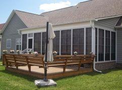 Small Back Porch Design Ideas