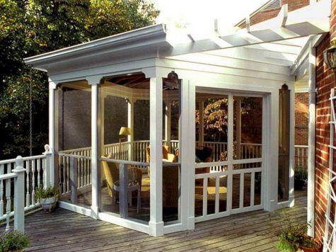 Small Back Porch Ideas
