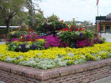 Small Flower Garden Design Idea