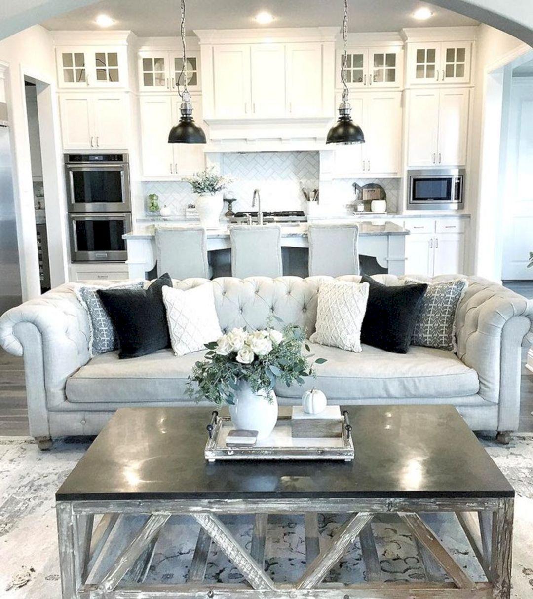 Small Open Kitchen Living Room Design Ideas Decoredo