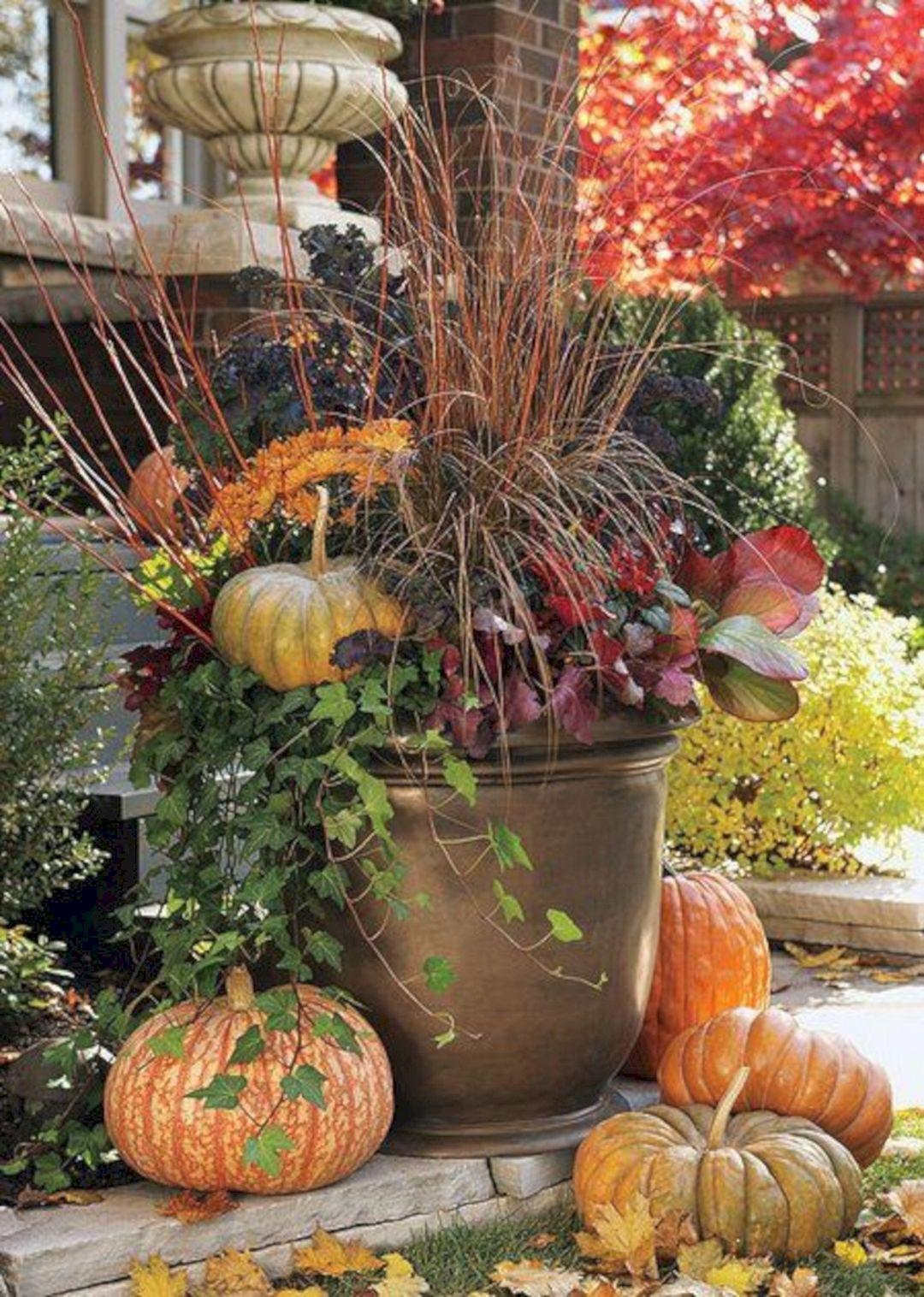 Beautiful Fall Garden Ideas For Awesome Fall Season 110
