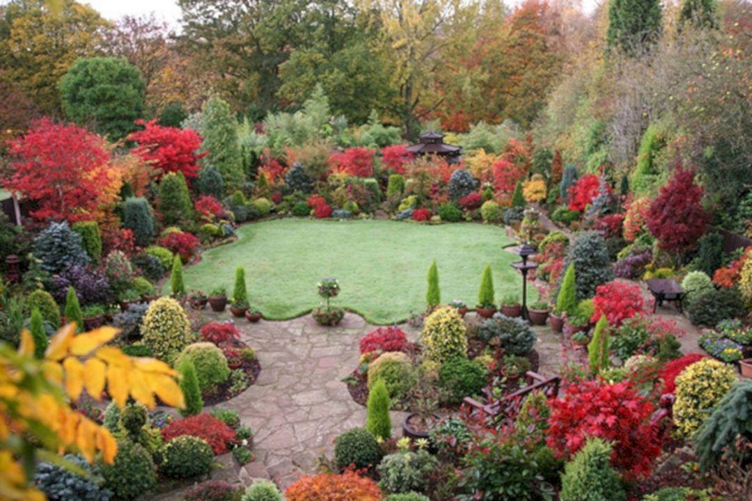 33 Beautiful Fall Garden Ideas For Awesome Fall Season DECOREDO
