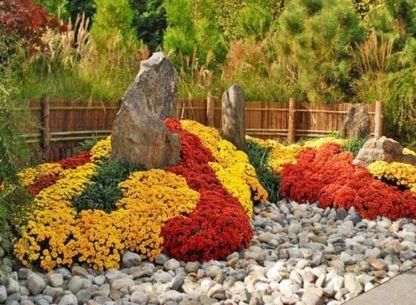 Beautiful Fall Garden Ideas For Awesome Fall Season 240