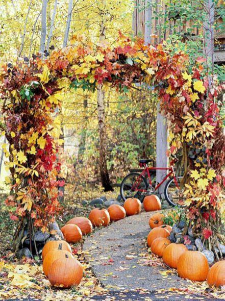Beautiful Fall Garden Ideas For Awesome Fall Season 250