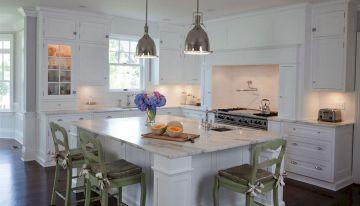Hamptons Styles Kitchen Design
