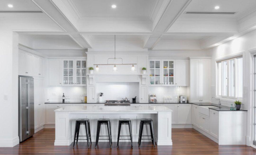 Modern Hampton Style Kitchens Decoredo
