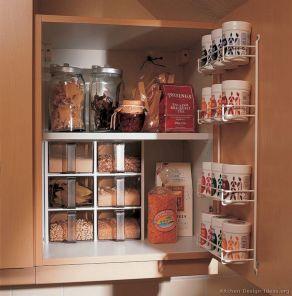 Small Kitchen Cabinet Storage Ideas