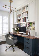 Beautiful Home Office Design 110